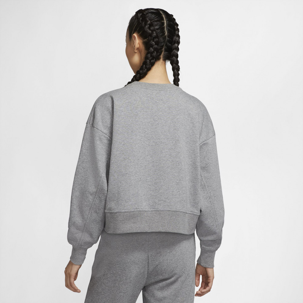 Nike Dri-FIT Get Fit 's Swoosh Women's Training Sweatshirt