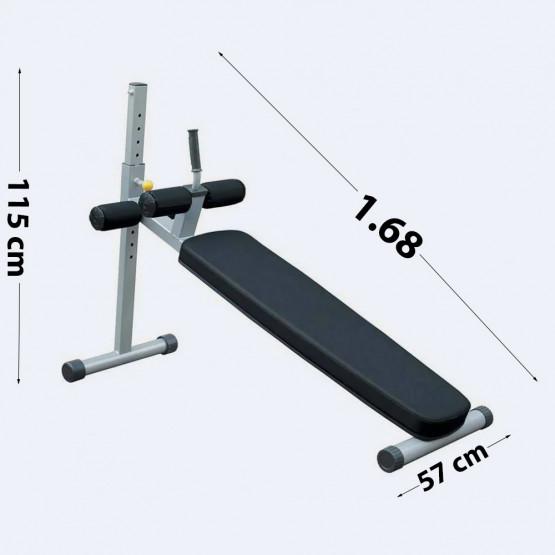 Amila Adjustable Abdominal Bench