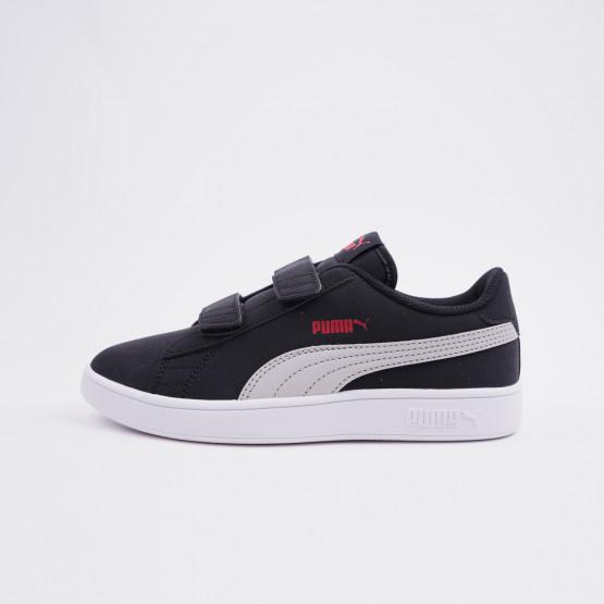 Puma Smash V2 Buck V Παιδικά Παπούτσια