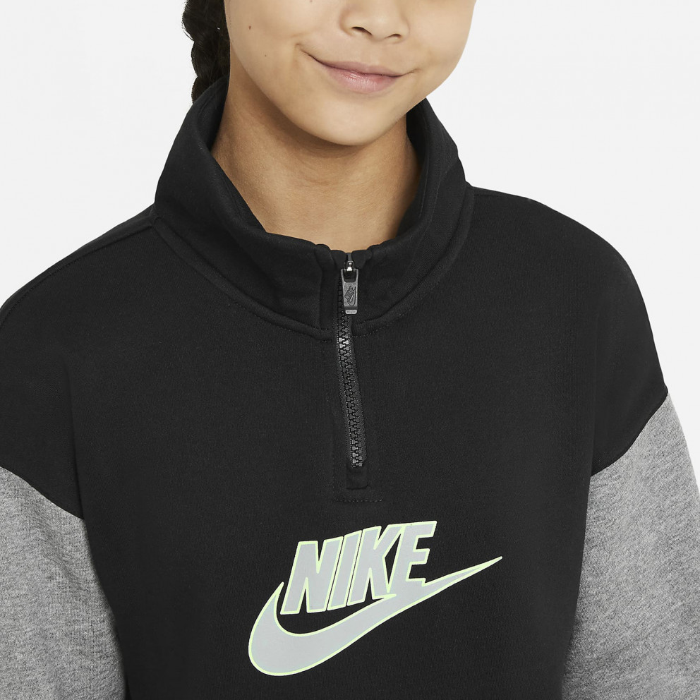 Nike Sportswear Fleece Παιδικό Φούτερ