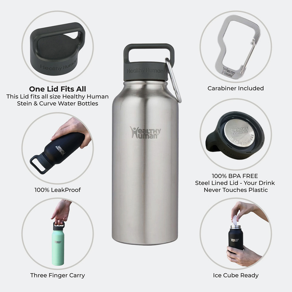 Healthy Human Stein Bottle Ανοξείδωτο Μπουκάλι Θερμός 621Ml