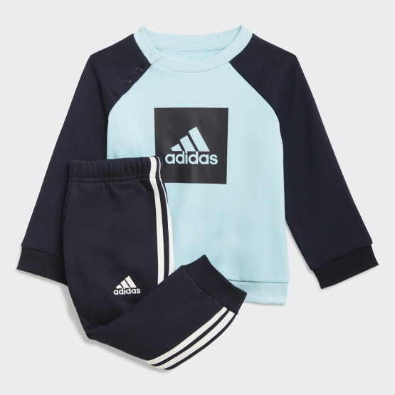 adidas Performance 3-Stripes Fleece Jogger Kid's Set