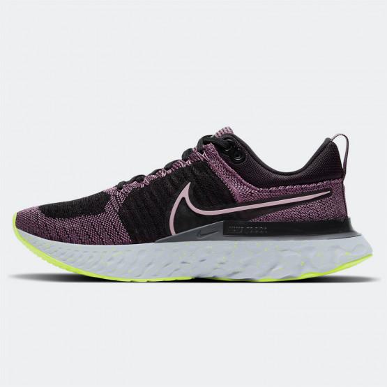 Nike React Infinity Run Flyknit 2 Γυναικεία Παπούτσια για Τρέξιμο