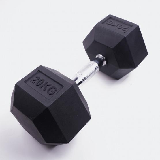 ZEUS Dumbbell Αλτήρας 20kg