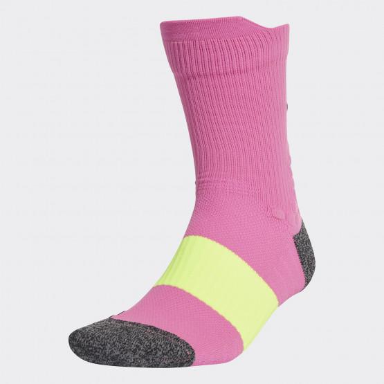 adidas Performance Running Ultralight Crew Performance Socks