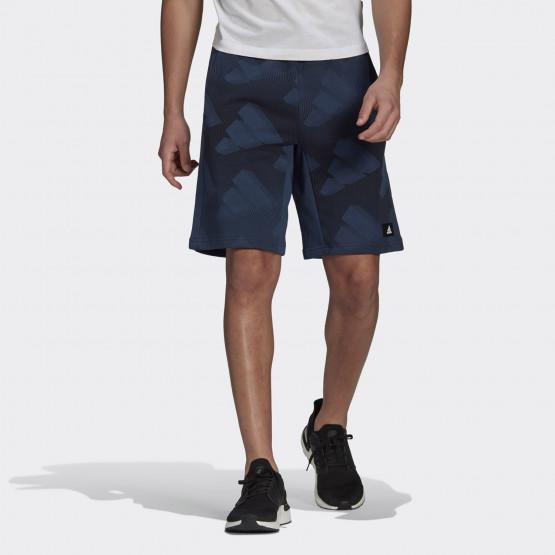 adidas Sportswear Graphic Ανδρικό Σορτς