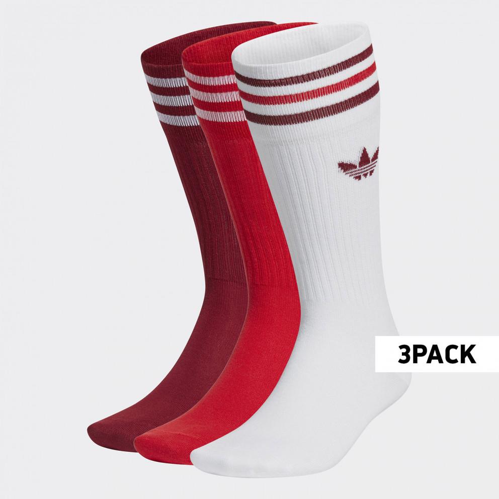 adidas Originals Solid Crew 3Pack Socks