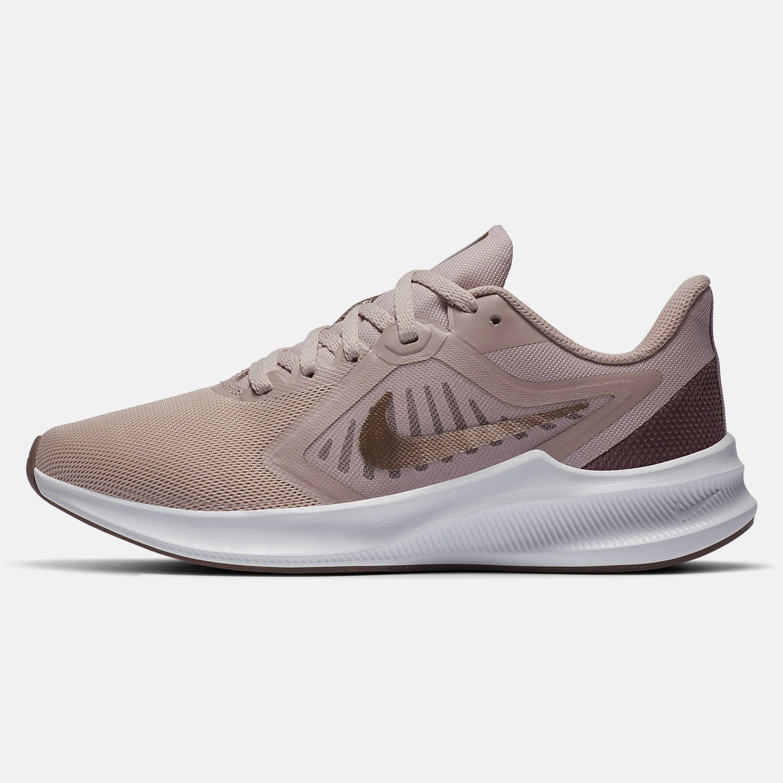 Nike Downshifter 10 Γυναικεία Παπούτσια για Τρέξιμο (9000069415_45624)