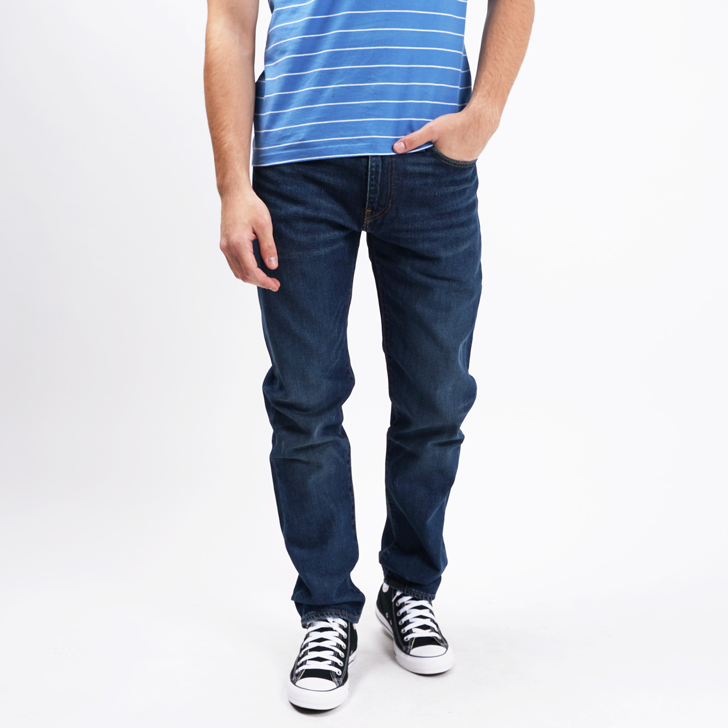 Levi's 502 Taper The Thrill Ανδρικό Τζιν Παντελόνι (9000071839_26100)
