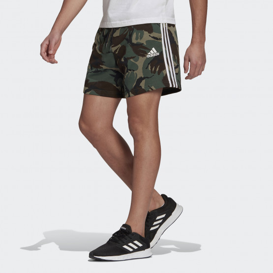 adidas Essentials French Terry Camouflage Ανδρικό Σορτς