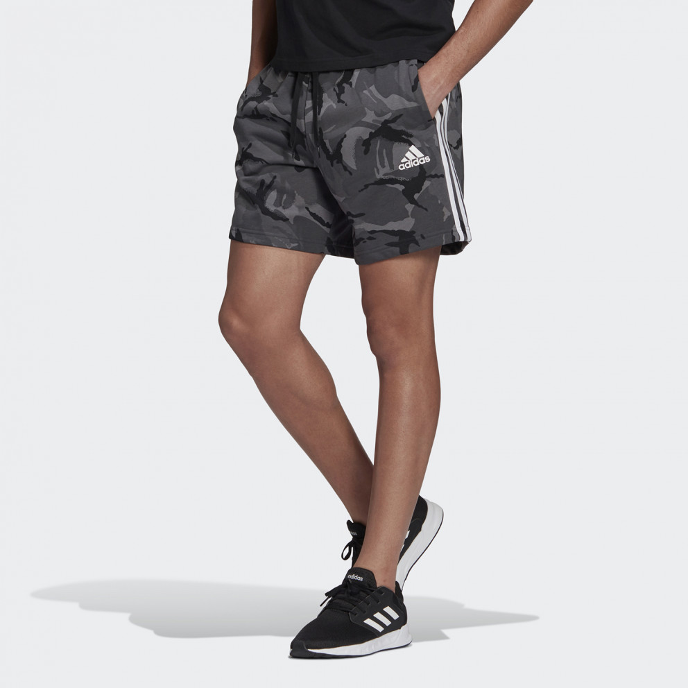 adidas Essentials French Terry Camouflage Men's Shorts