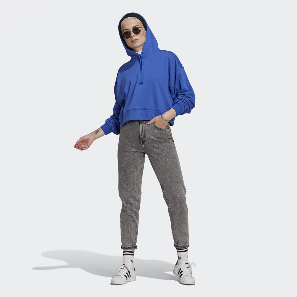 adidas Originals Adicolor Essentials Hoodie Γυναικείο Φούτερ με Κουκουλα