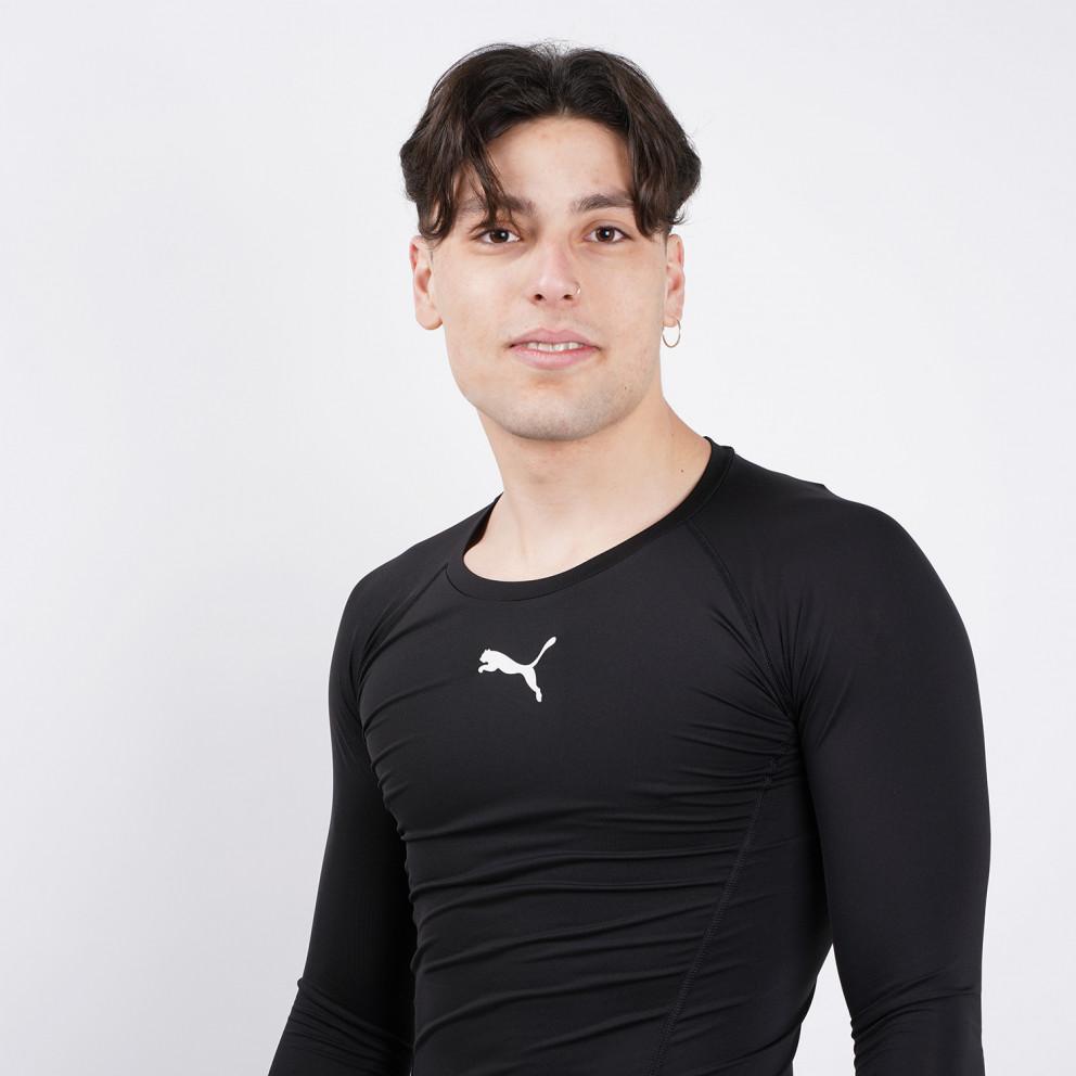 Puma x OFI Crete F.C Liga Baselayer Men's Isotherma Long Sleeve T-shirt