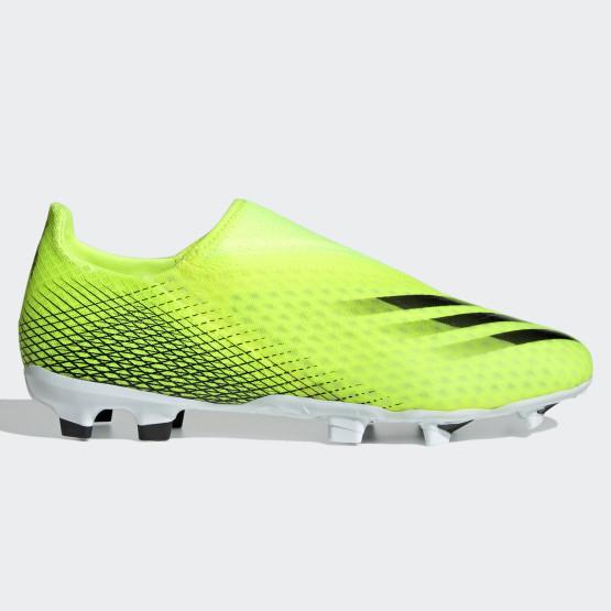 adidas X Ghosted.3 Laceless Fg Ανδρικά Παπούτσια για Ποδόσφαιρο