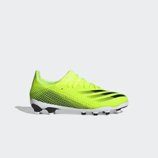 adidas X Ghosted.3 Mg Παιδικό Παπούτσι για Ποδόσφαιρο