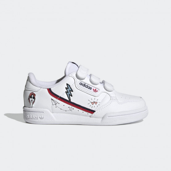 adidas Originals Continental 80 Kids' Shoes