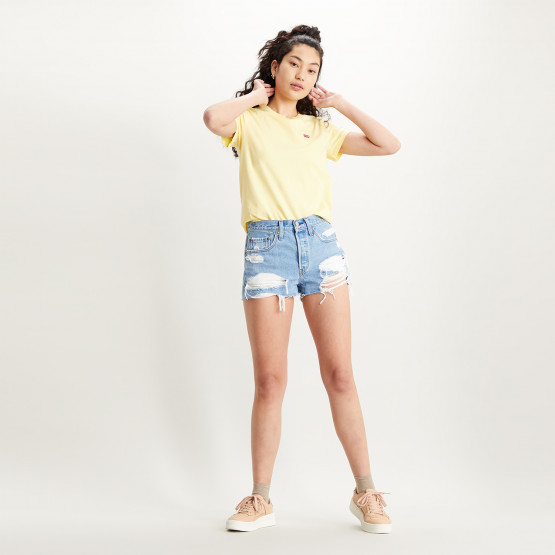 Levis Perfect Tee Lemon Meringue Γυναικείο T-shirt