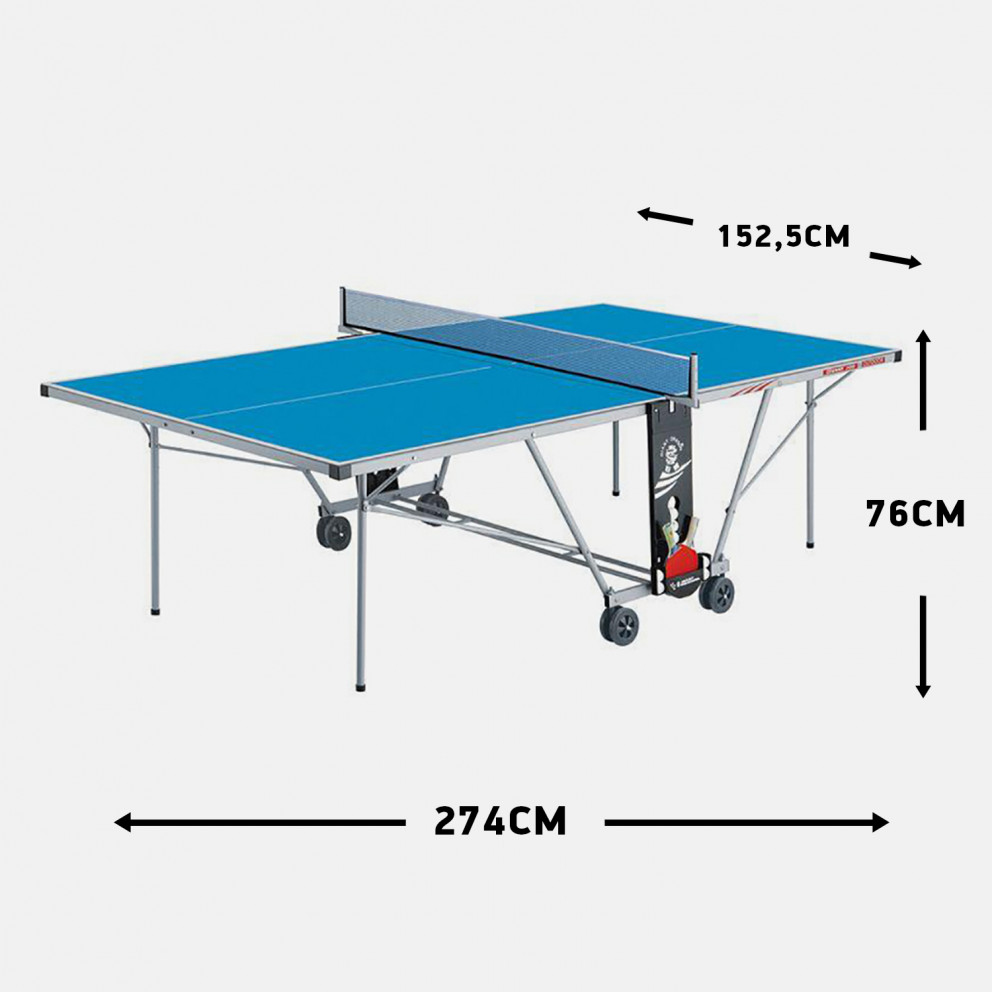Athlopaidia Τραπέζι Αντισφαίρισης Εξωτερικού Χώρου 274 X 152,5 X 76Cm