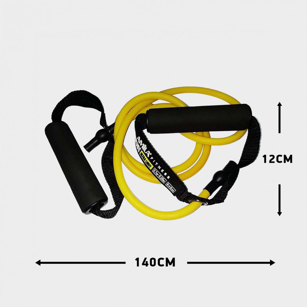 Amila Λάστιχο Aerobic Tube, Ultra Light 140 X 12 X 1,2 Cm