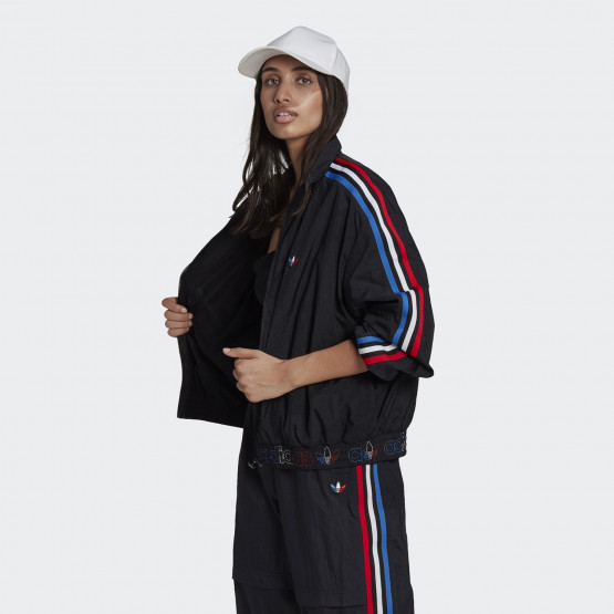 adidas Originals adicolor Tricolor Japona Track Top Women's Jacket