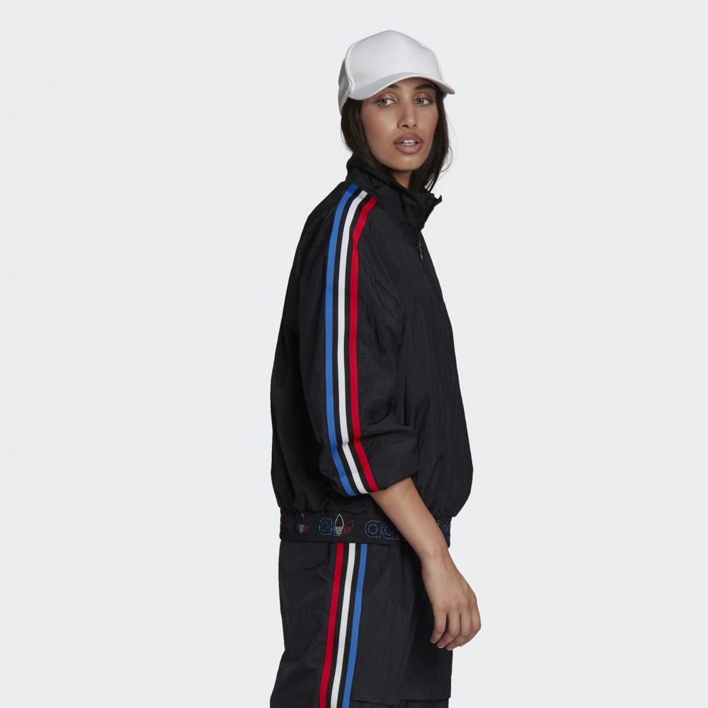 adidas Originals adicolor Tricolor Japona Track Top Γυναικείο Jacket