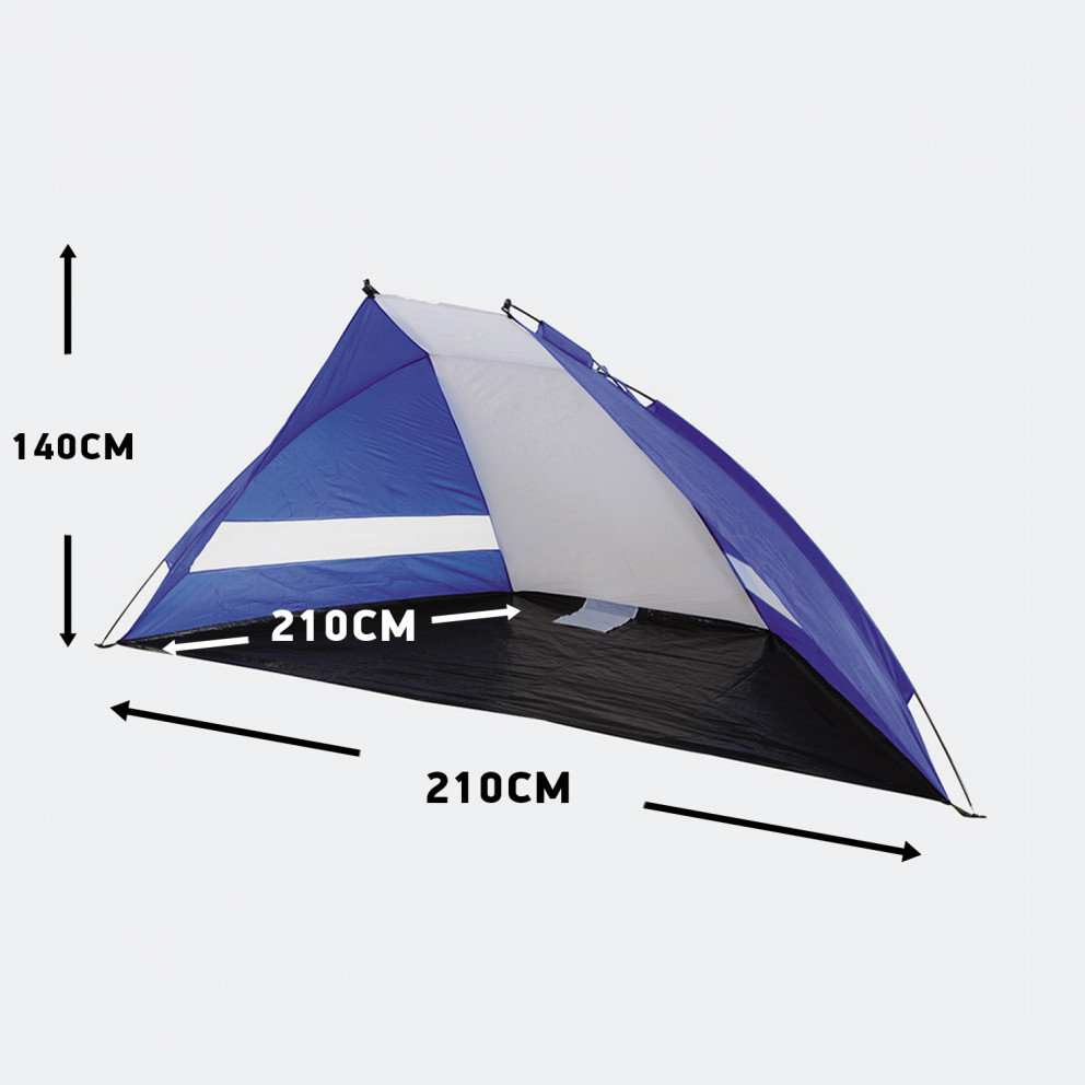 Panda Outdoor Hawaii Beach Tent 270 X 120 X 120 Cm
