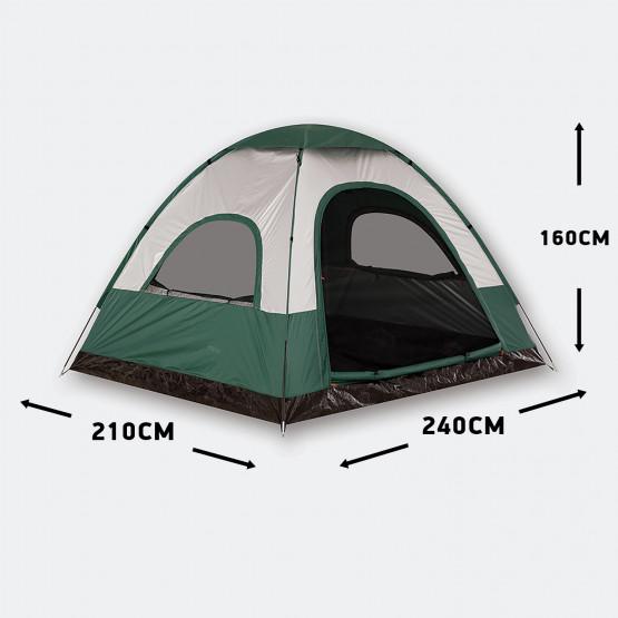 Camping Plus by TERRA Σκηνη Vega4At. Μονοπανι 51-1