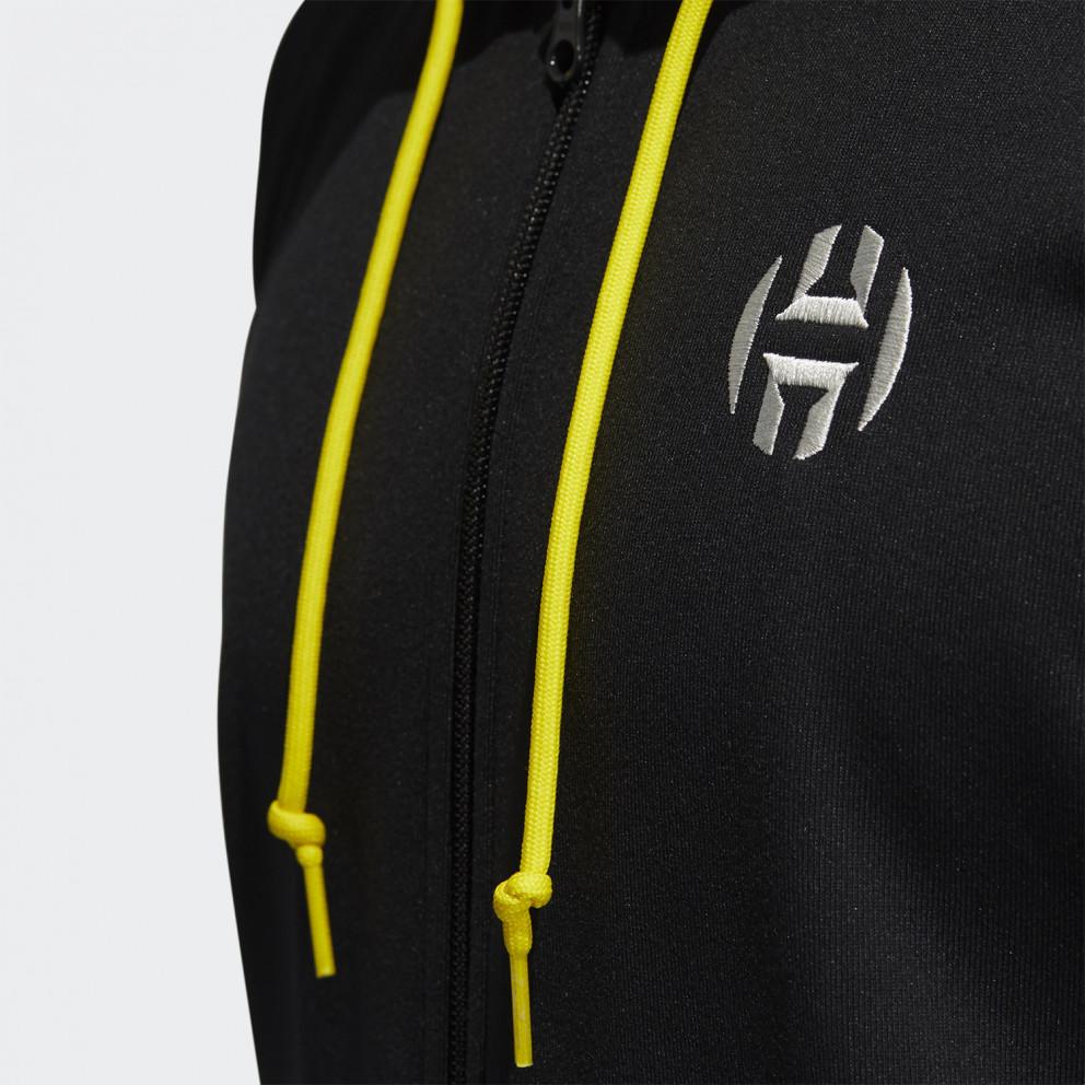 adidas Performance Harden Fleece Full-Zip Jacket Men's Jacket