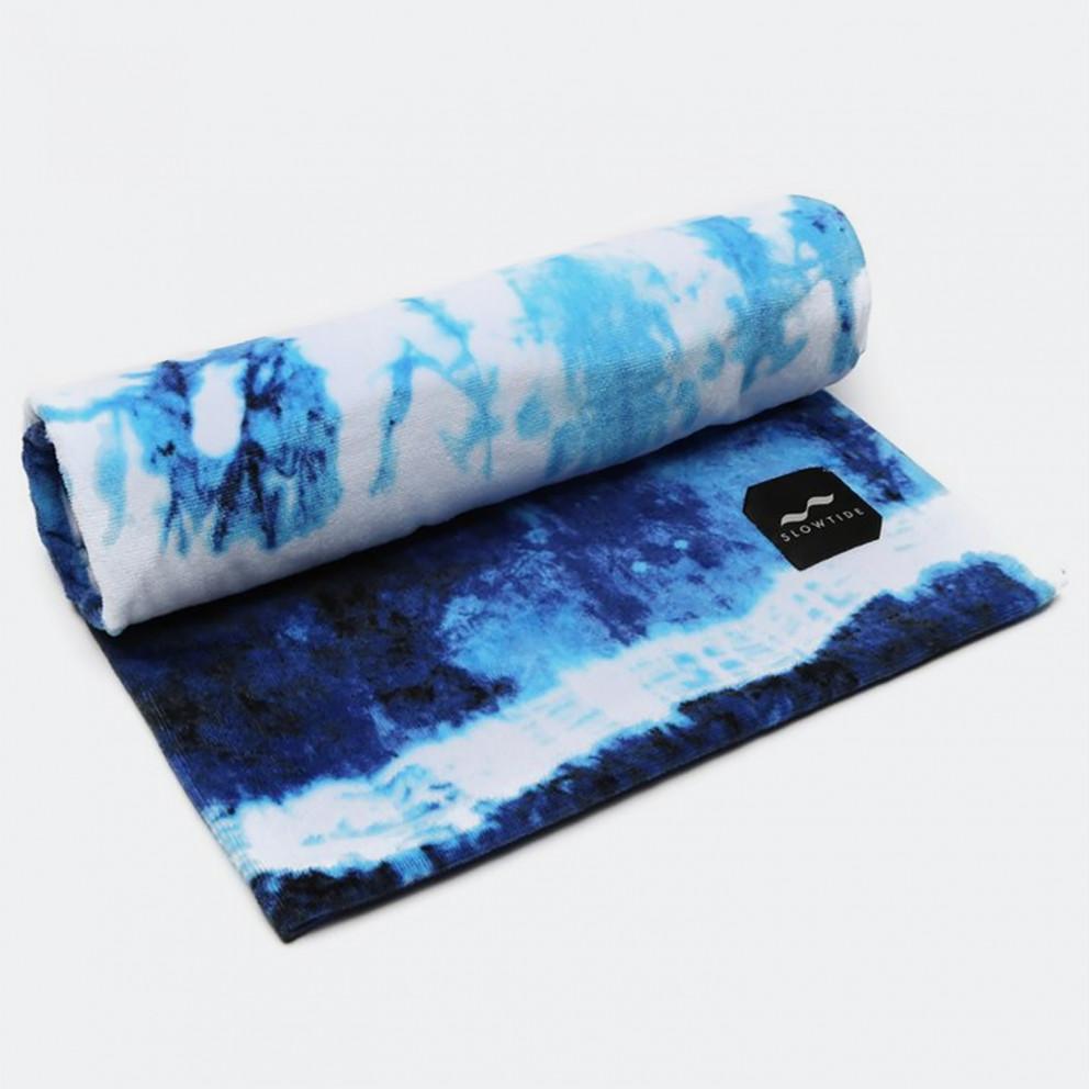 Slowtide Indigo Sun Beach Towel 152 X 76 Cm