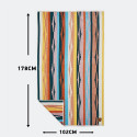Slowtide Duvall Jacquard Woven Bath Towel 178 X 102 Cm
