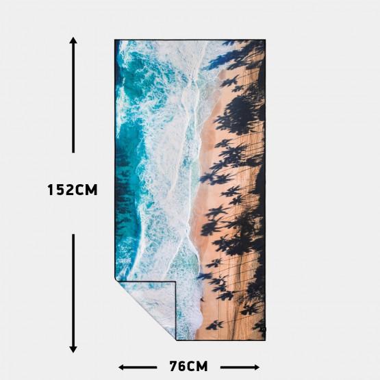 Slowtide Cast Travel Towel 152 X 076 Cm