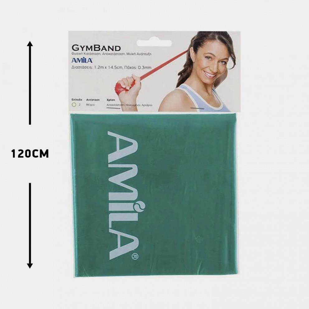 Amila Gymband Λάστιχο, Light 120 x 0.04 cm