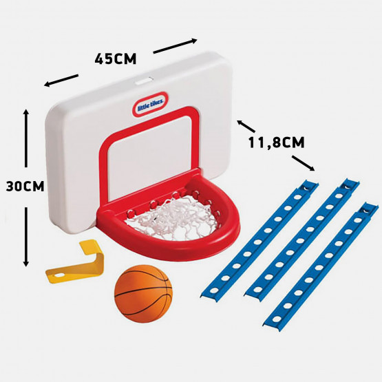Little Tikes Basketball Hoop for Doors