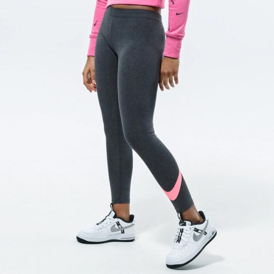 Nike Sportswear Swoosh Παιδικό Κολάν