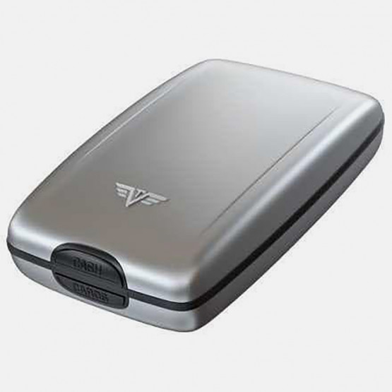 Tru Virtu ΘΗΚΗ ΚΑΡΤΩΝ T.V. CARD CASE SILK (SILVER)
