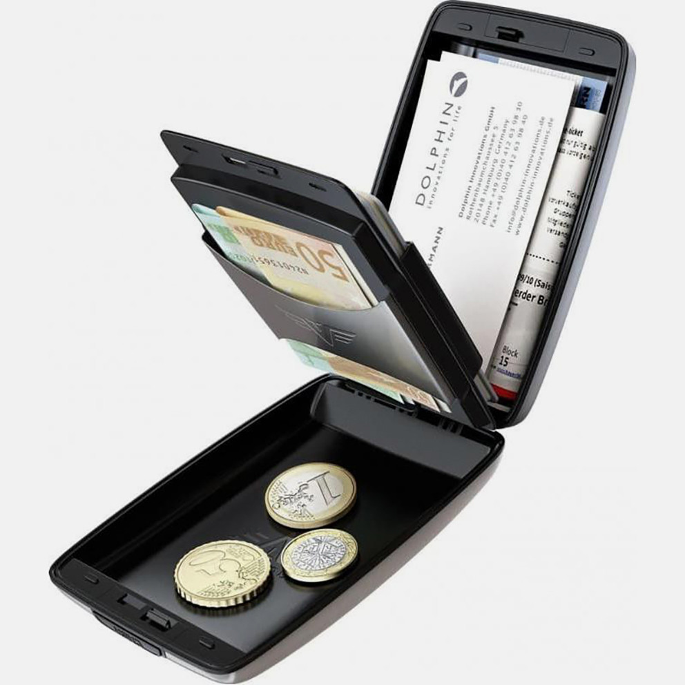 Tru Virtu Cash & Card Wallet
