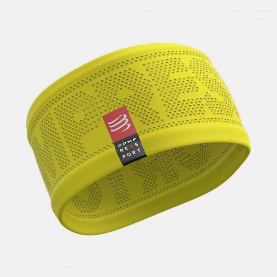 COMPRESSPORT Headband ON/OFF Yellow