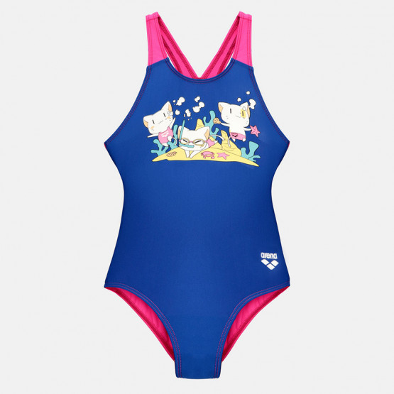 Arena Friends Kids Girl One-Piece