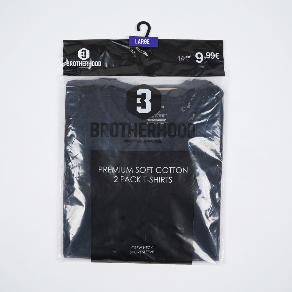 Brotherhood 2-Pack Men's T-Shirts