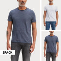 Levi's The Perfect Tee - 2 Pack Men's T-Shirts
