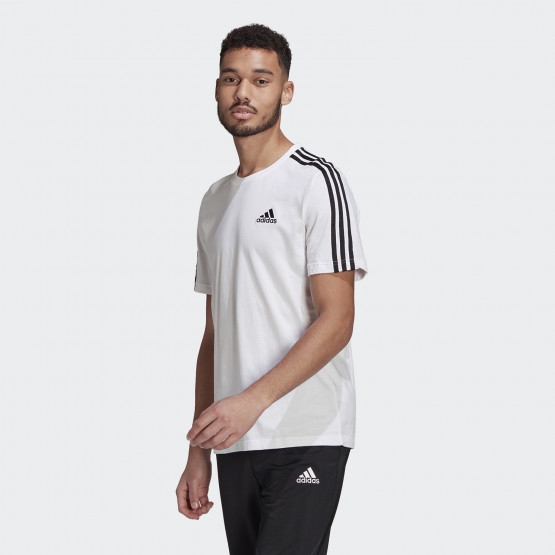 adidas Performance Essentials 3-Stribes Men's T-shirt