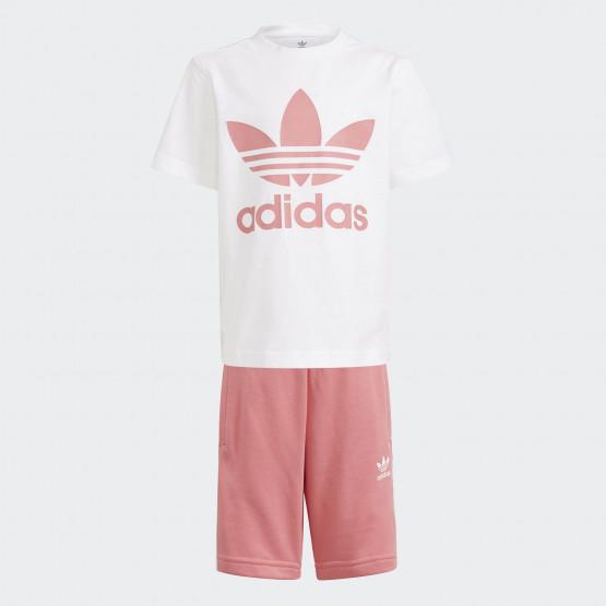 adidas Originals adicolor Short Tee Kid's Set