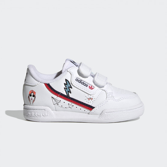 adidas Originals Continental 80 Infants Shoes