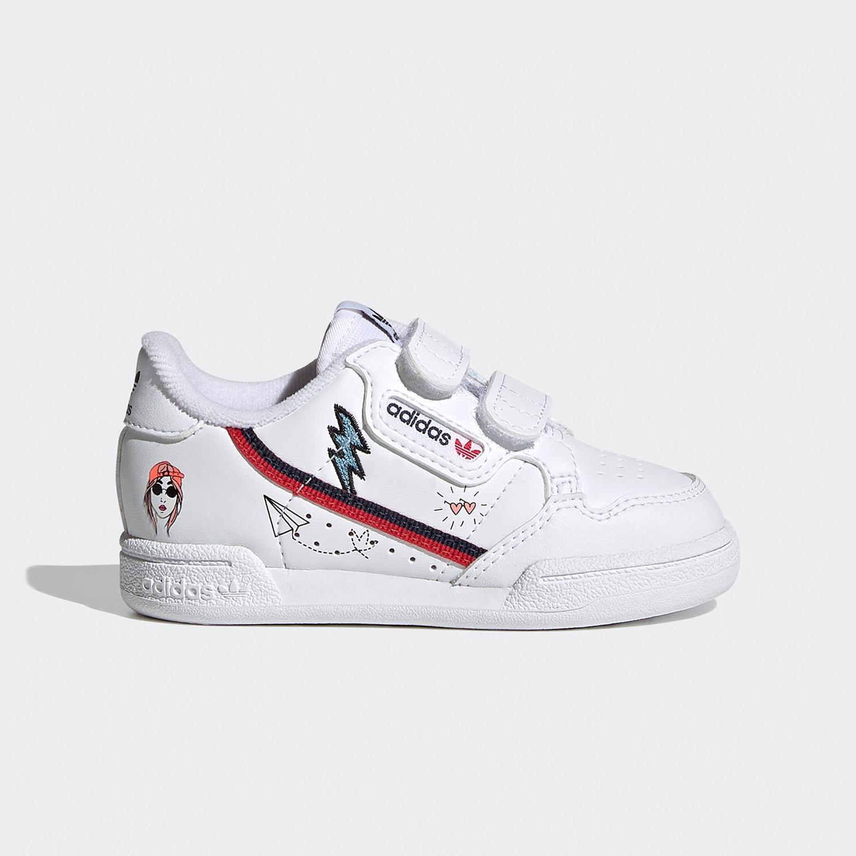 adidas Originals Continental 80 Βρεφικά Παπούτσια (9000067921_47686)