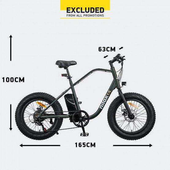 Nilox DOC E-BIKE J3