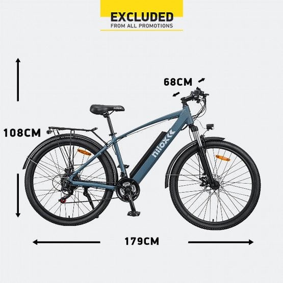 Nilox DOC E-BIKE X7