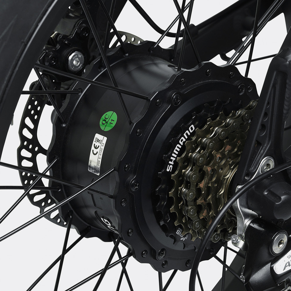 MATE.bike X 250W Candy Crushed eBike, 14Ah