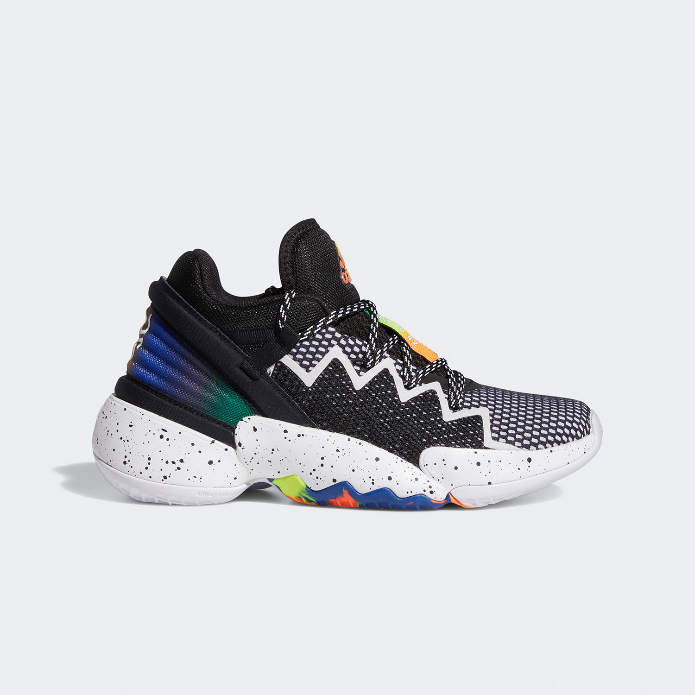 adidas Performance D.O.N. Issue 2 Παιδικά Παπούτσια για Mπάσκετ (9000068148_7627)