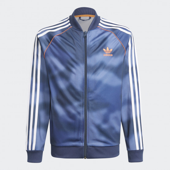 adidas Originals Allover Print Camo SST Track Παιδική Ζακέτα