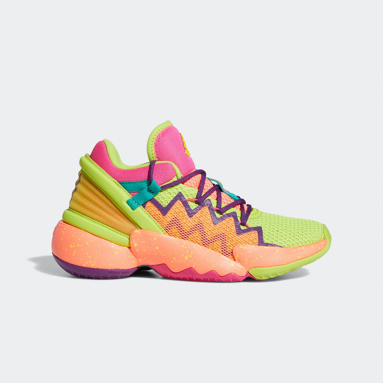 adidas Performance D.O.N. Issue 2 Παιδικά Παπούτσια για Mπάσκετ (9000068149_50005)